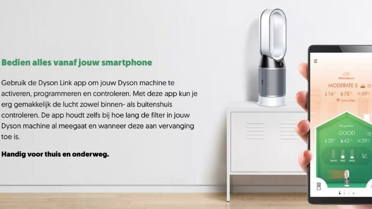 Dyson aanbieding bij Mediamarkt.nl